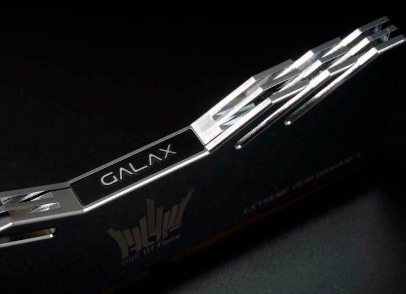 Galax OC Lab Limited Chrome Edition 2