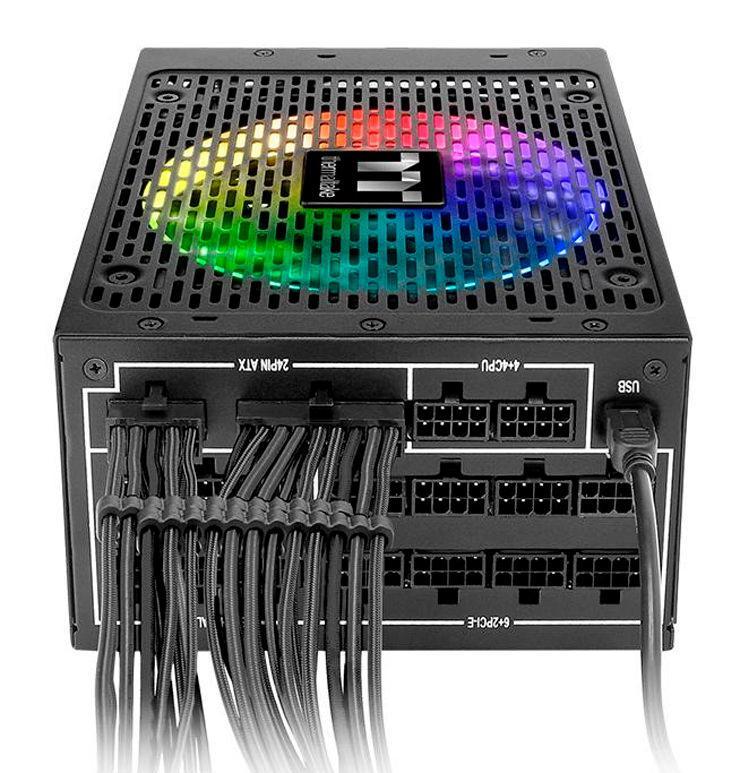Thermaltake Toughpower iRGB Plus 1250W 2