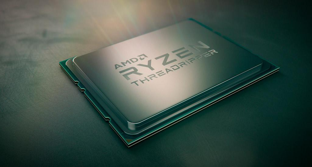 AMD Ryzen Threadripper 1950X 1