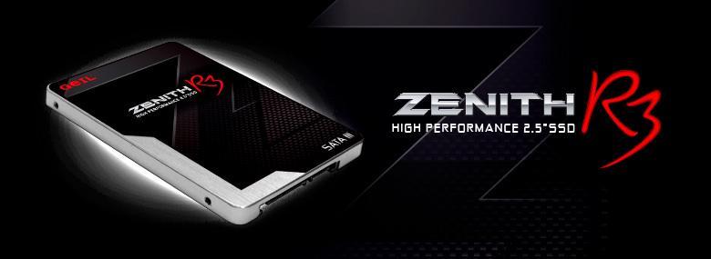 Обзор SSD-накопителя GeIL Zenith R3. Дешевле просто некуда