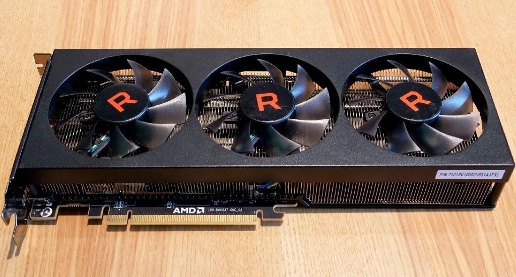 AMD Radeon RX Vega 56 Prototype 2