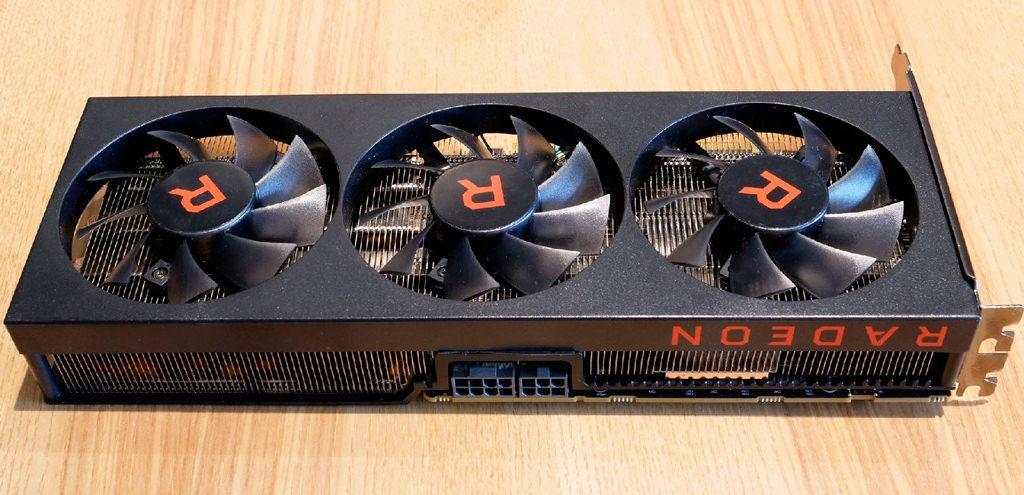 AMD Radeon RX Vega 56 Prototype 4