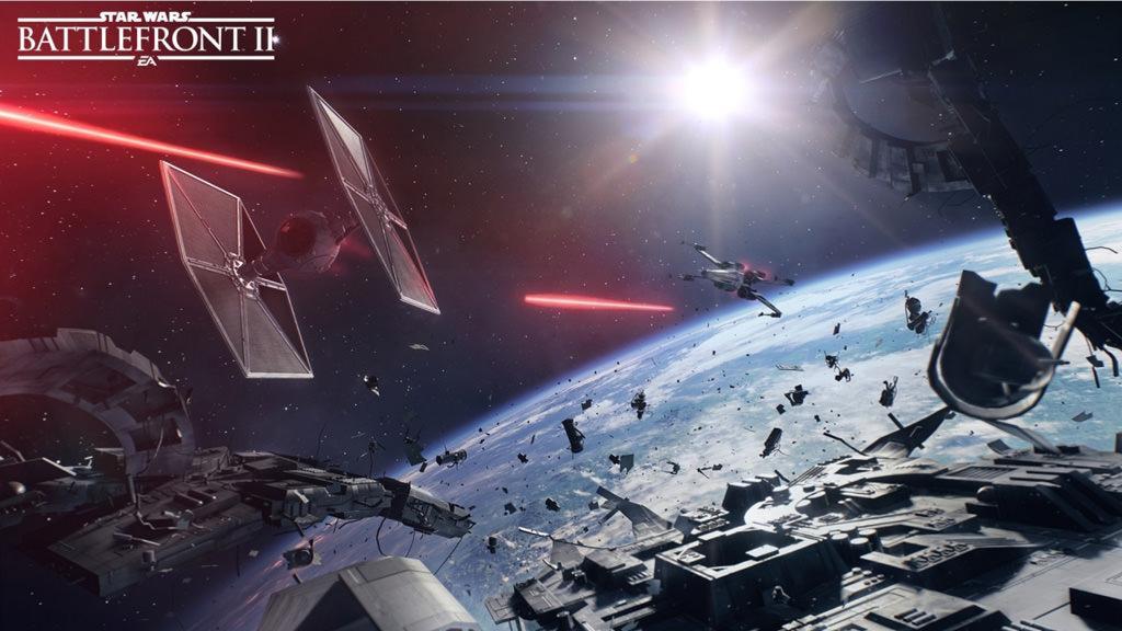 battlefront2 spacefights 2