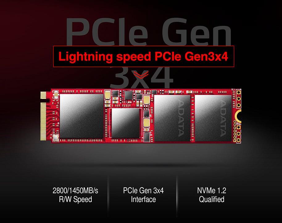 ADATA выпускает SSD-накопители SX9000 с весьма впечатляющими скоростями работы