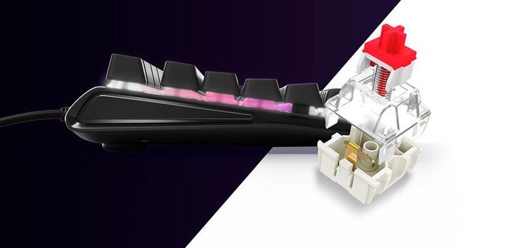 SteelSeries Apex M750 2
