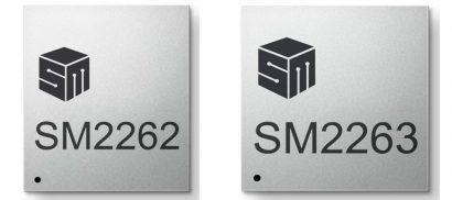 Silicon Motion начала производство целой серии новых контроллеров для SSD