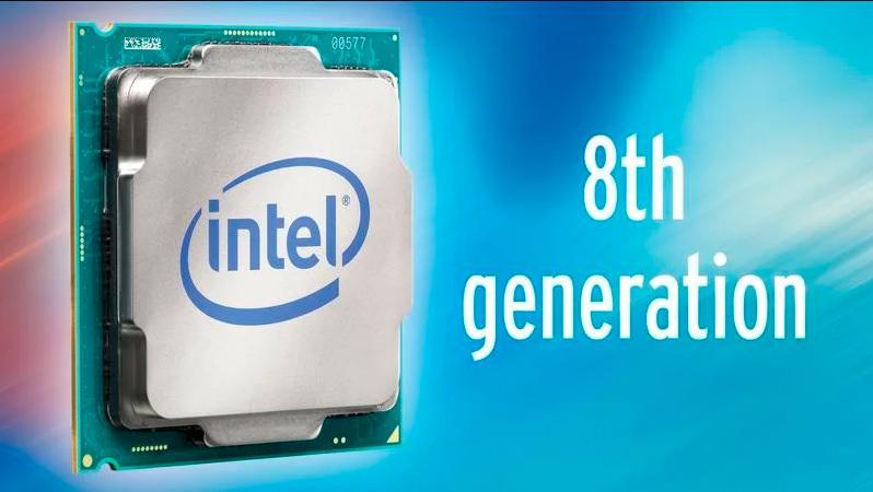 Intel 8 th gen price 1