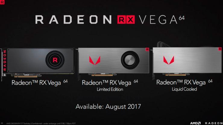 Официальный ответ AMD касательно проблем с ценами RX Vega 64
