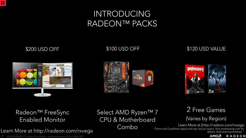 AMD Radeon RX Vega 64 price 2