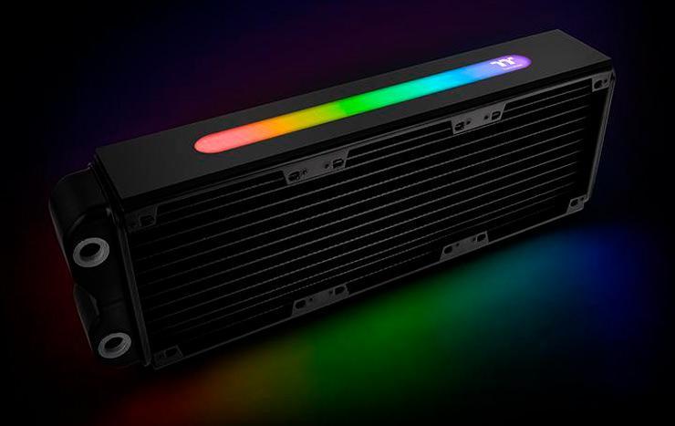Thermaltake Pacific RL360 Plus RGB 1