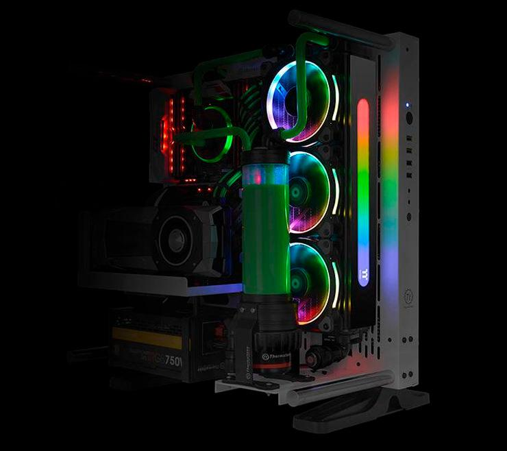 Thermaltake Pacific RL360 Plus RGB 4