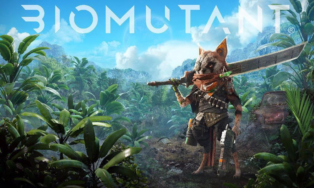Новый 25-минутный трейлер игрового процесса Biomutant