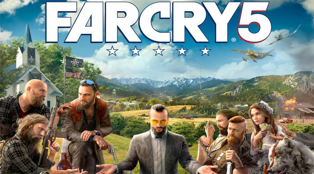 far cry5 extended gameplay