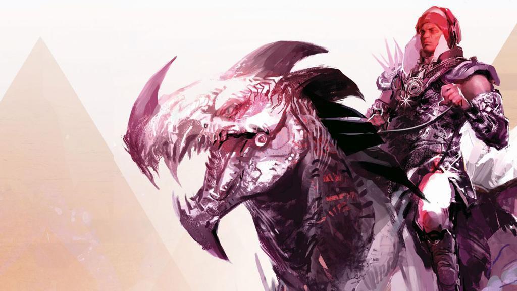 В сентябре выйдет второе дополнение для Guild Wars 2