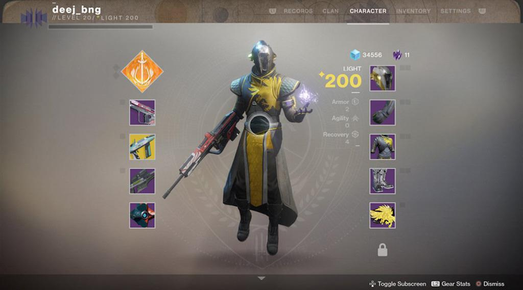 destiny2 veteran rewards 2
