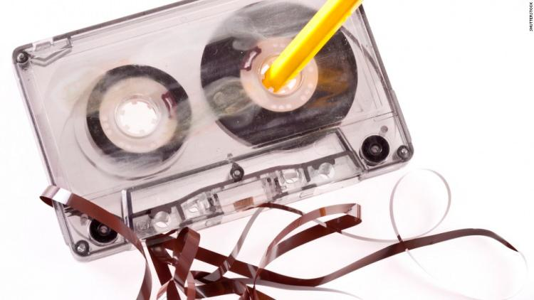 Sony IBM magnetic tape