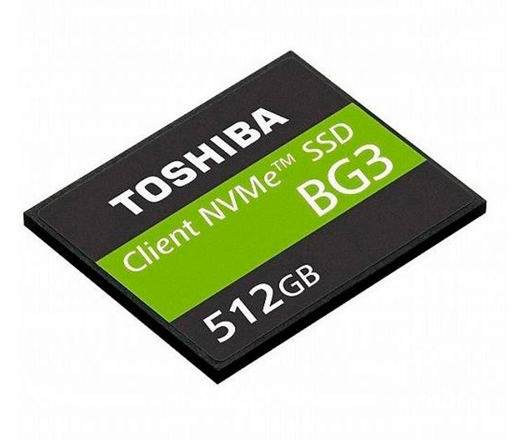 Toshiba BG3 512 GB 1