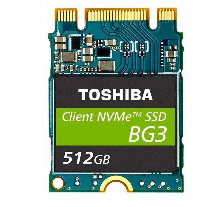 Toshiba BG3 512 GB 2