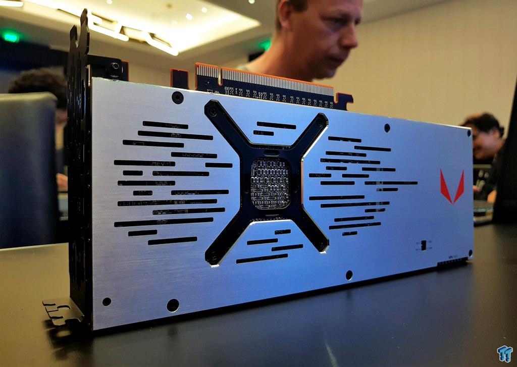 Первые данные о производительности AMD Radeon Vega 56. Убийца GTX 1070?