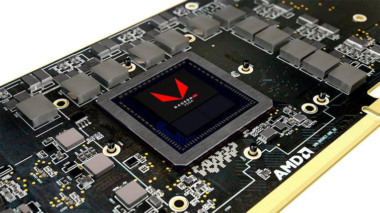 AMD Vega 64 mining
