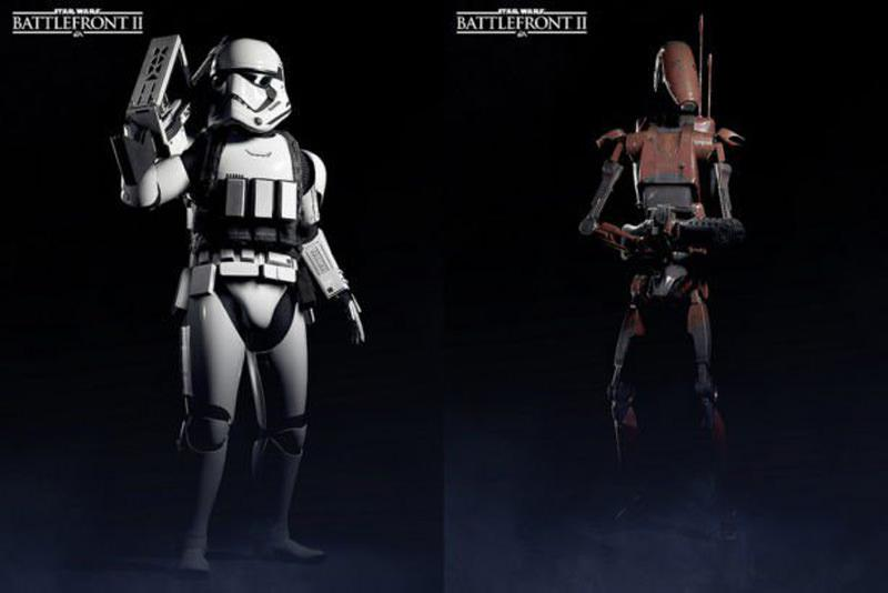 star wars battlefront heavy class trooper 2