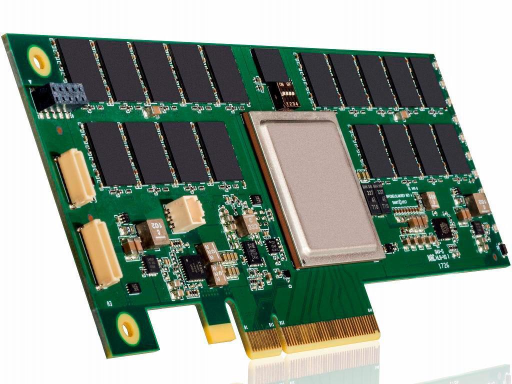 SMART Modular показала NVMe-накопитель с память MRAM. Заявлено 1,5 млн. IOPS!