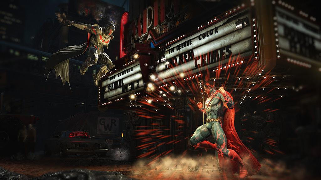 Injustice 2 может появиться на ПК, причём до конца этого года