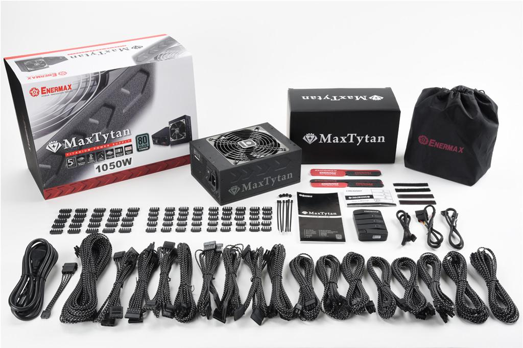 Enermax MaxTytan 1050 1250 4