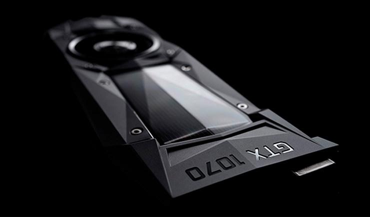 NVIDIA GeForce GTX 1070 Ti 1