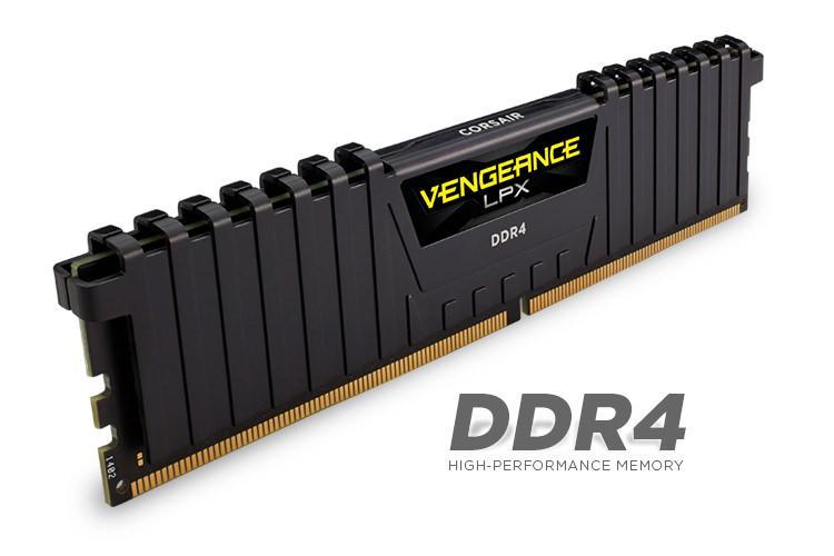 Corsair выпускает комплекты памяти Vengeance LPX DDR4-4600