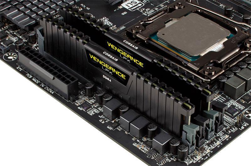 Corsair Vengeance LPX DDR4 4600 3