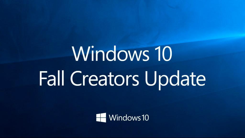 windows 10 fall creators update 1