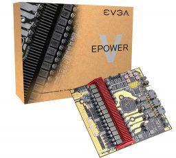 Начались продажи платы питания EVGA EPower V