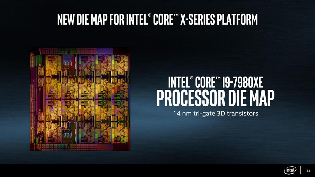 Intel Core i9 7980XE 48 Ghz 1