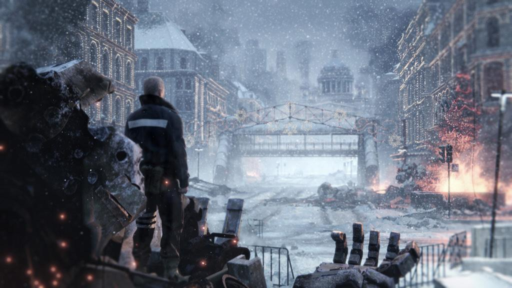 left alive first look 1