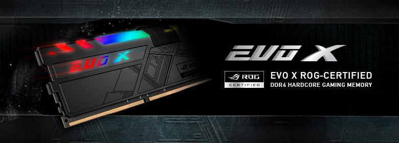 EVO X ROG Certified RGB 1