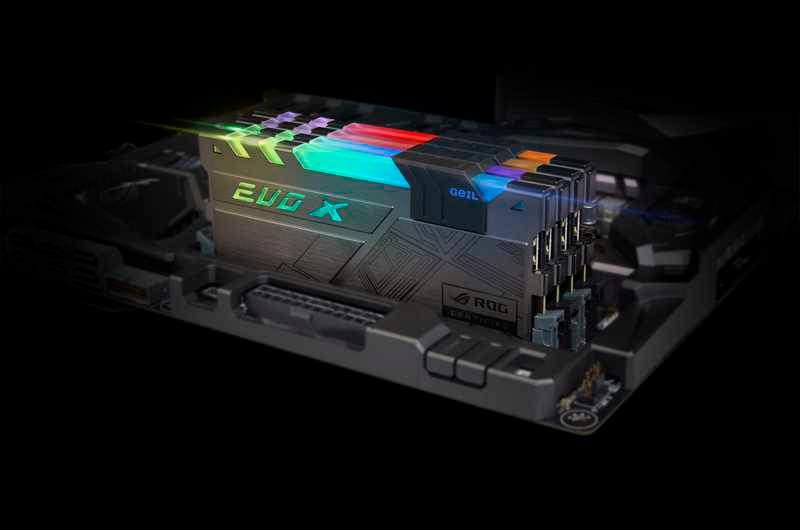 EVO X ROG Certified RGB 2
