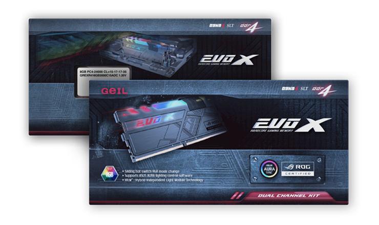 EVO X ROG Certified RGB 3