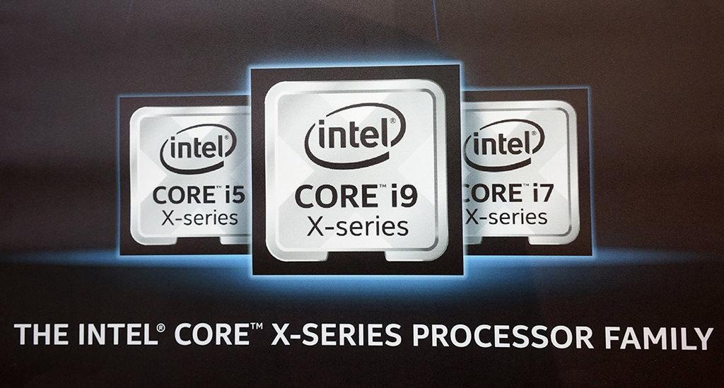 Intel Core X Series 1