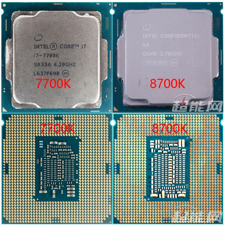 Intel Core i7 8700K review 1