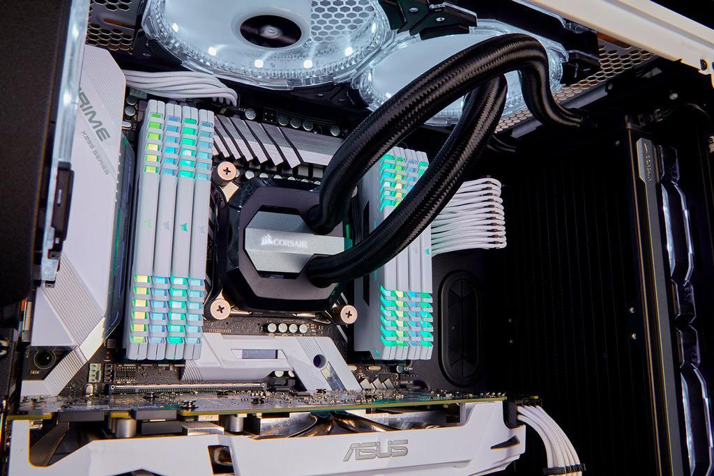 Corsair Vengeance RGB DDR4 White 3