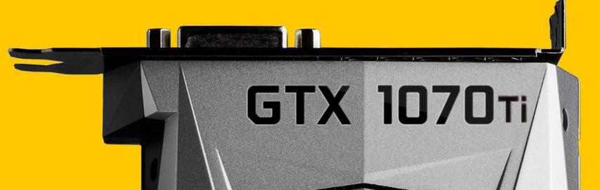 NVIDIA GTX 1070 TI 1
