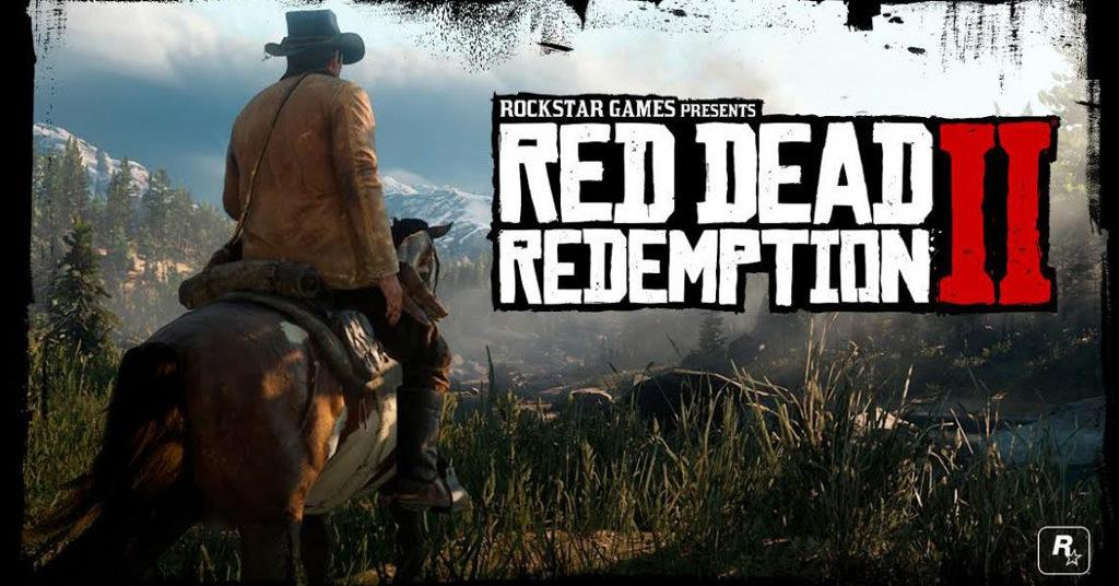 red dead redemption2 new trailer