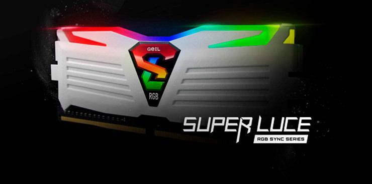 GeIL Super Luce RGB Sync 2