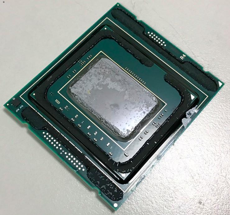 А что там под крышкой у 12-18 ядерных Intel Skylake-X?