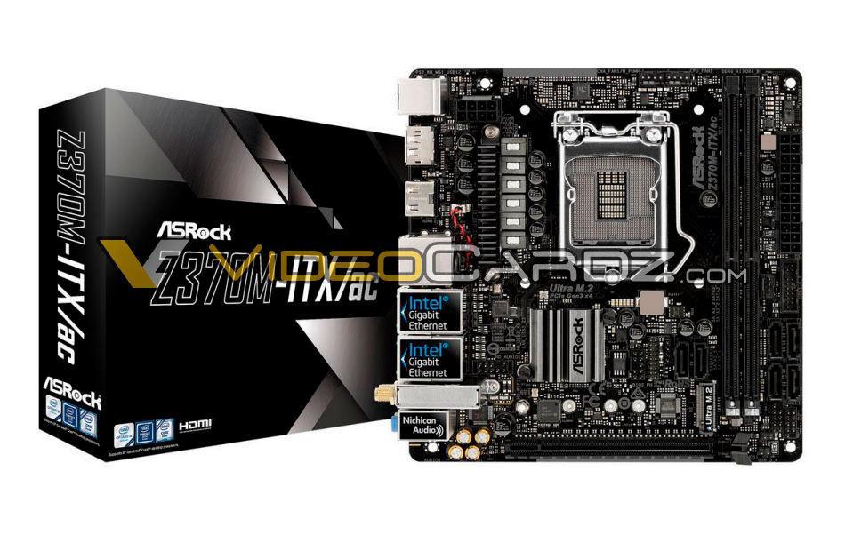 ASROCK Z370M ITX