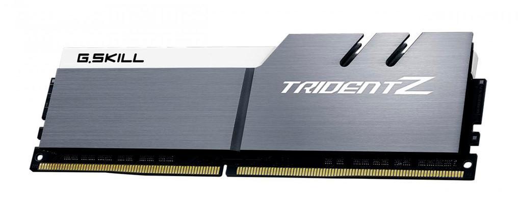 G.SKILL DDR4-4600 Trident Z Extreme Performance – быстрейшая память DDR4