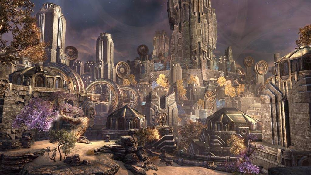 Названы дата выхода и стоимость дополнения Clockwork City для The Elder Scrolls Online