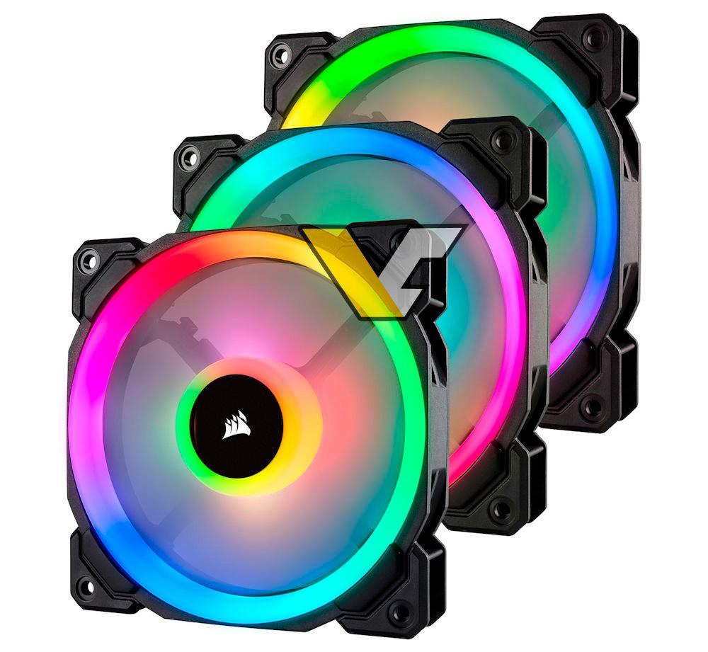 Corsair LL120 и LL140 – еще одни вентиляторы с RGB-подсветкой