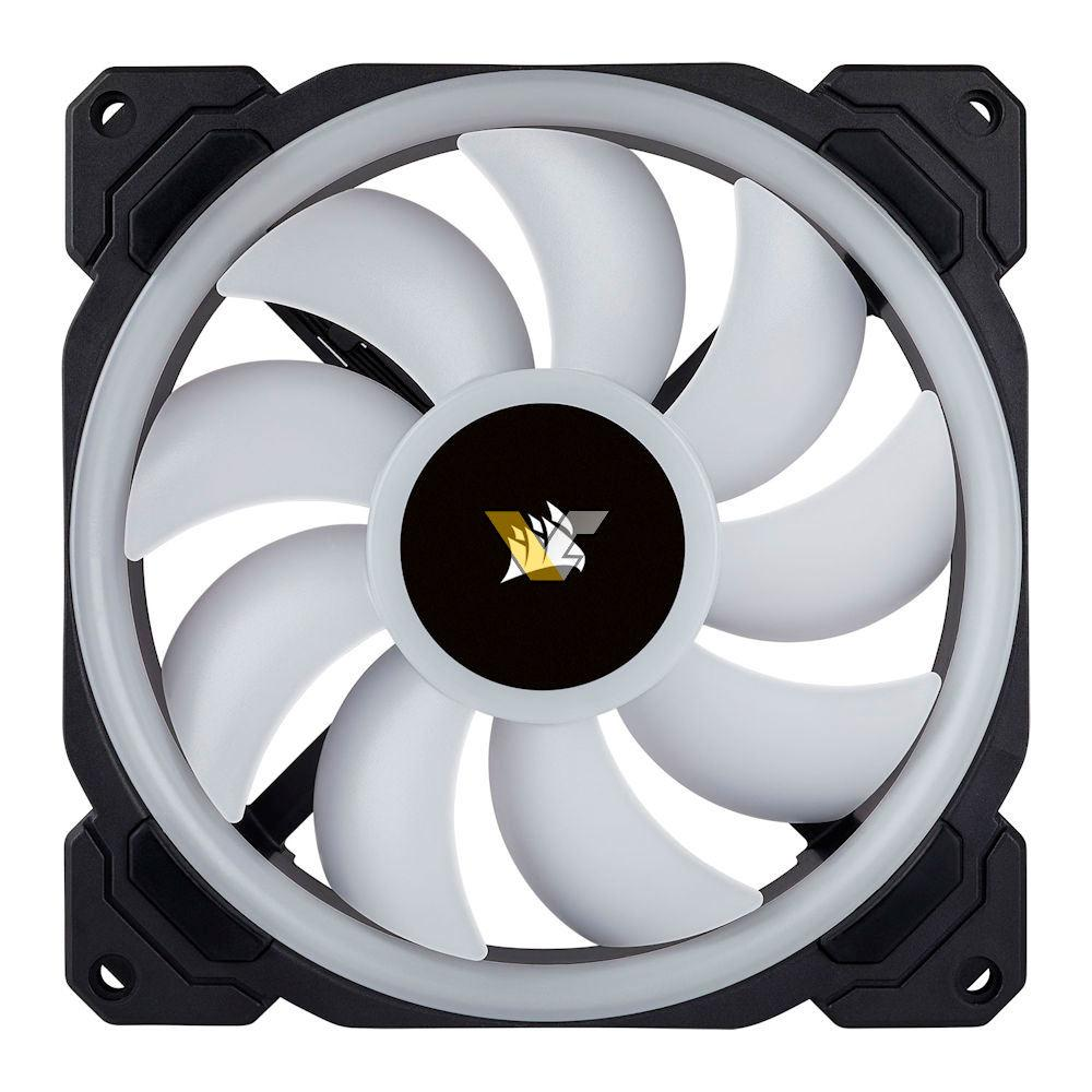 Corsair LL140 LL120 RGB fans 2